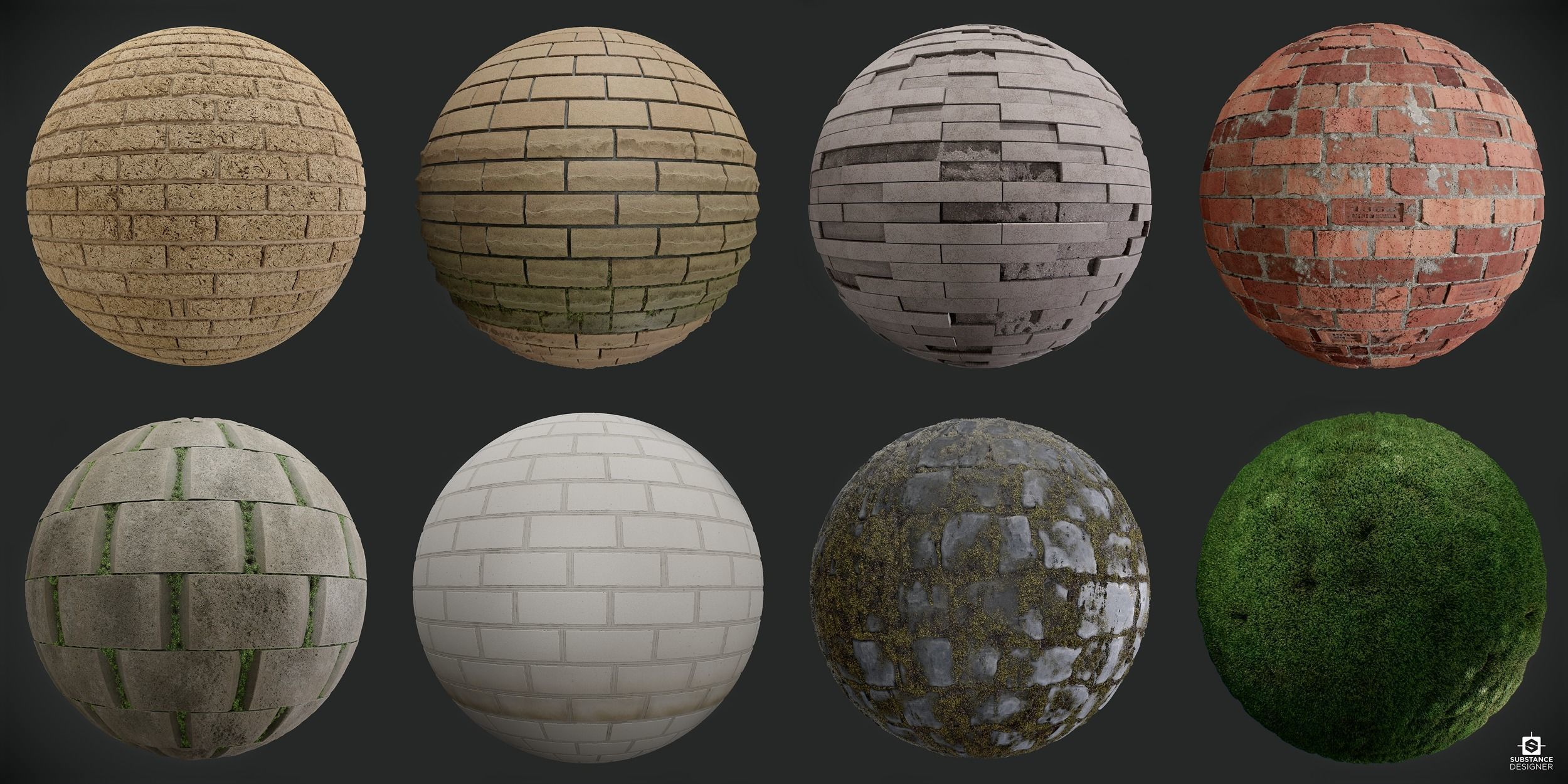 Wall Pack Vol 1