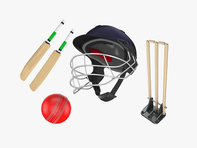 cricket collection 3d model max obj mtl 3ds fbx c4d ma mb 1