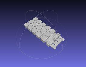 Terminator Brain Chip Printable Model