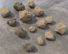 Rock and Stone 3D