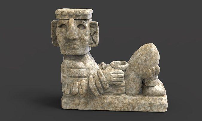 Mayan Figure 6