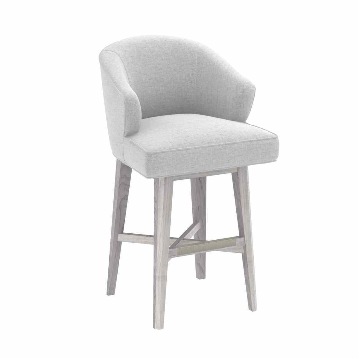 Peachy Vanguard Charley Barstool 3D Model 3D Model Alphanode Cool Chair Designs And Ideas Alphanodeonline