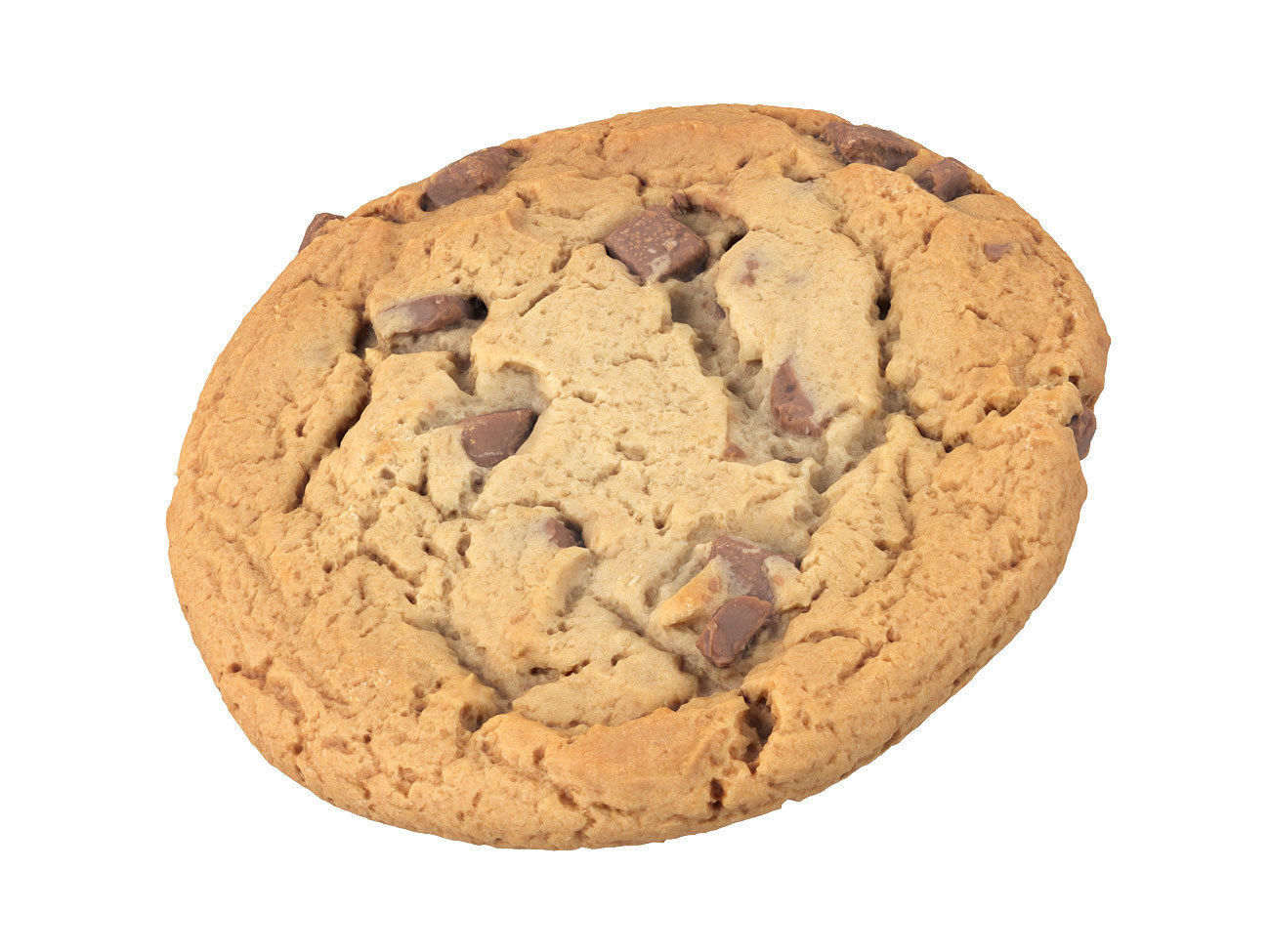 Photorealistic Cookie 3D Scan 2