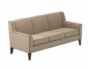 Fairfield aubrey sofa 3d model
