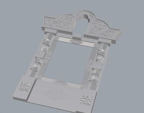 3D print model Decoration for icons