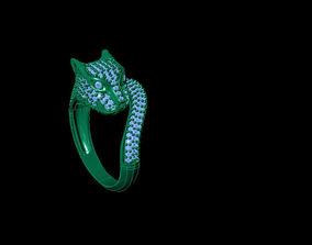 3D print model CARTIER RING silver