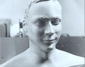 3D print model Sheldon Cooper