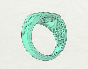 David Yurman Man Rings 3D printable model