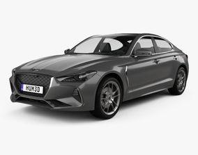 3D Genesis G70 2018