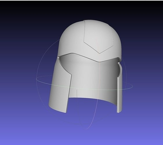 GI Joe Cobra Commander Helmet
