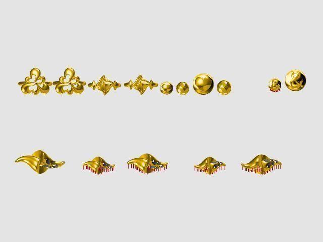 jewelry 3D Models