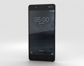 3D Nokia 5 Silver