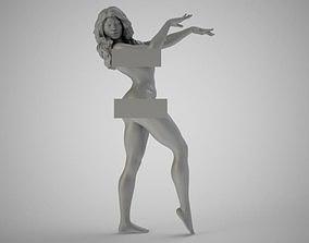 3D print model Dancer