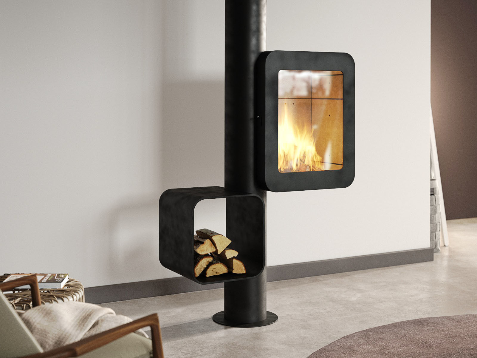 Grappus Fireplace