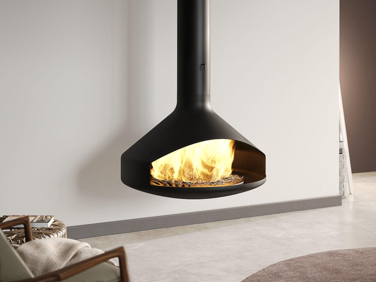 Ergofocus Fireplace