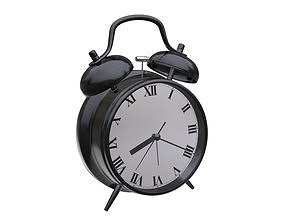 3D model PBR alarm clock