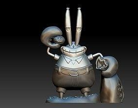 M Krabs 3D printable model
