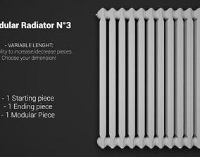 3D model Modular Radiator v3
