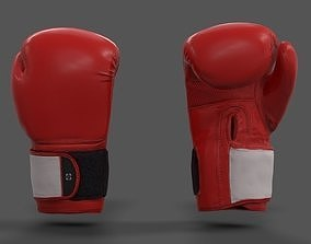 3D model VR Hands - Boxing Glove