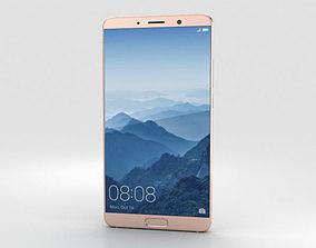 3D Huawei Mate 10 Pink Gold