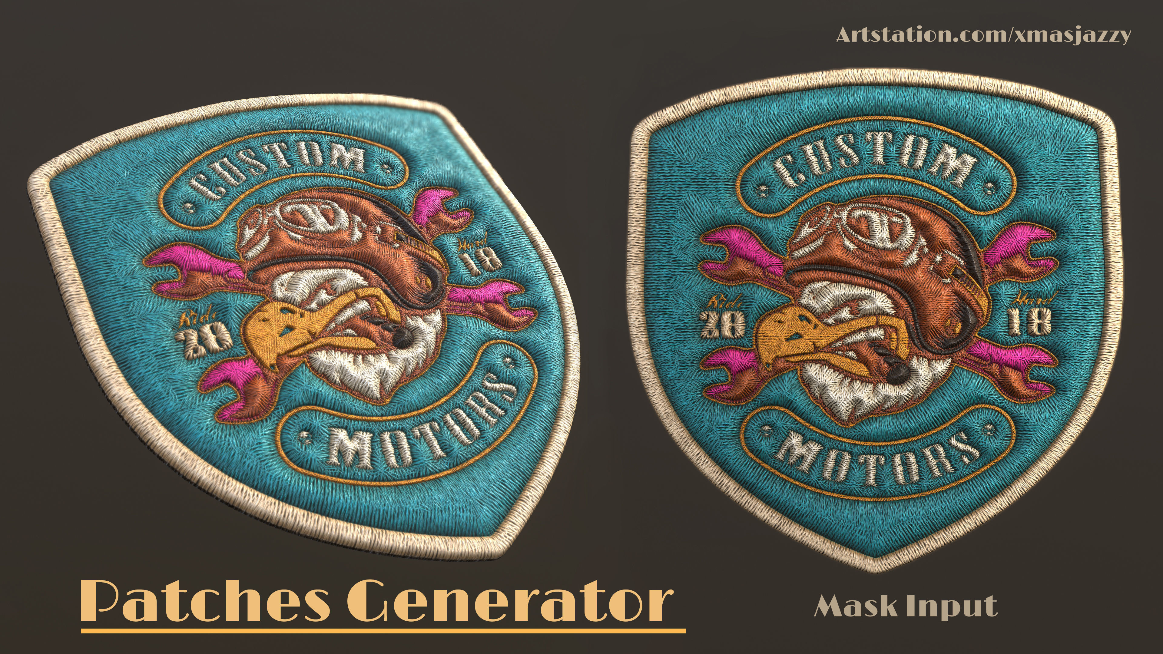 Patches Generator -