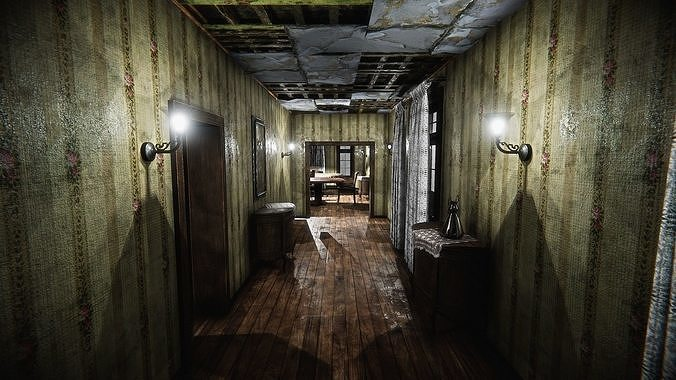 HQ Modular Interior Mansion