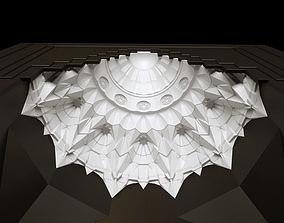 3D muqarnas gate
