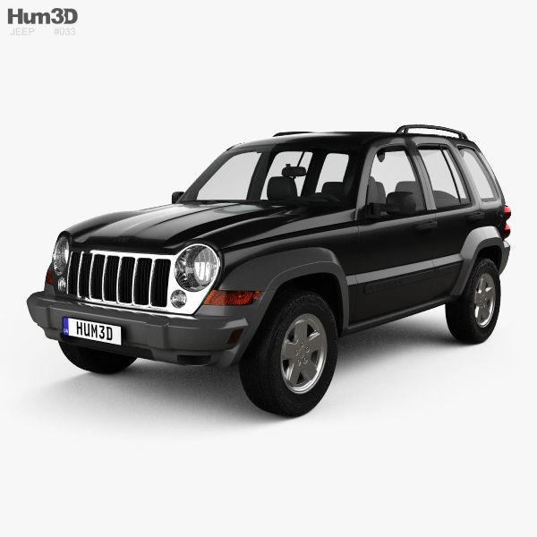 Jeep Liberty KJ Limited 2005