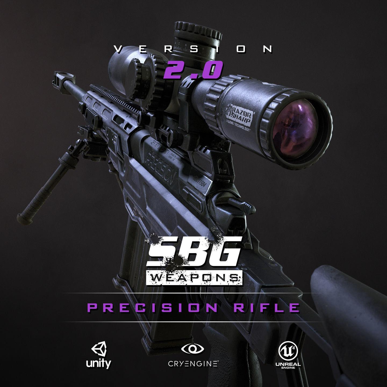 SBG Precision Rifle