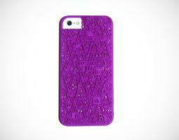 RAM iPhone 5 Cover 3D Model