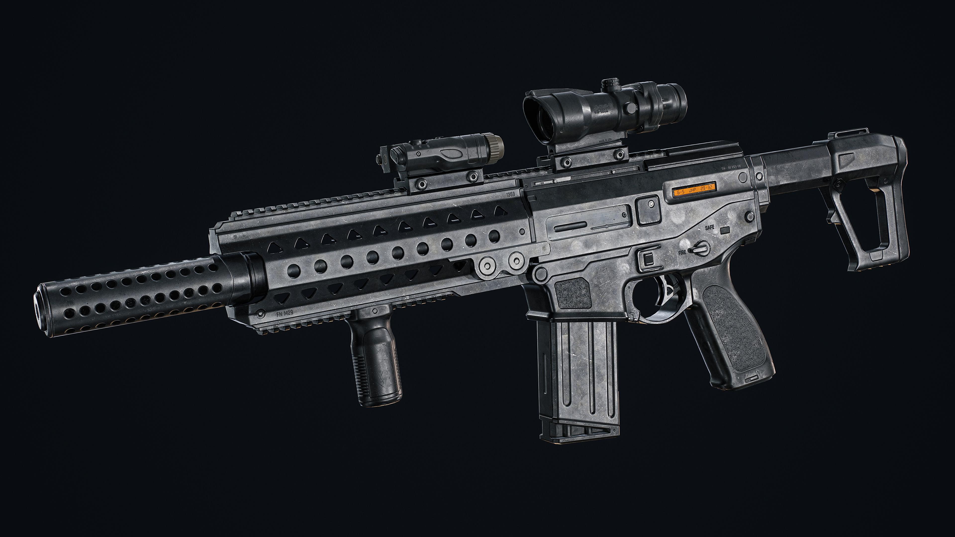 FN M29C