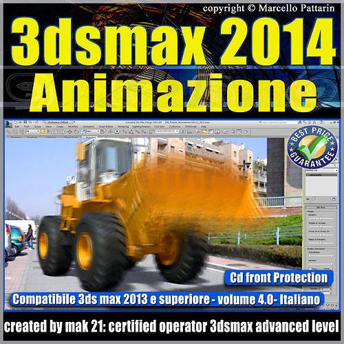3ds max 2014 animazione v 4 italiano cd front 3d model max pdf 1
