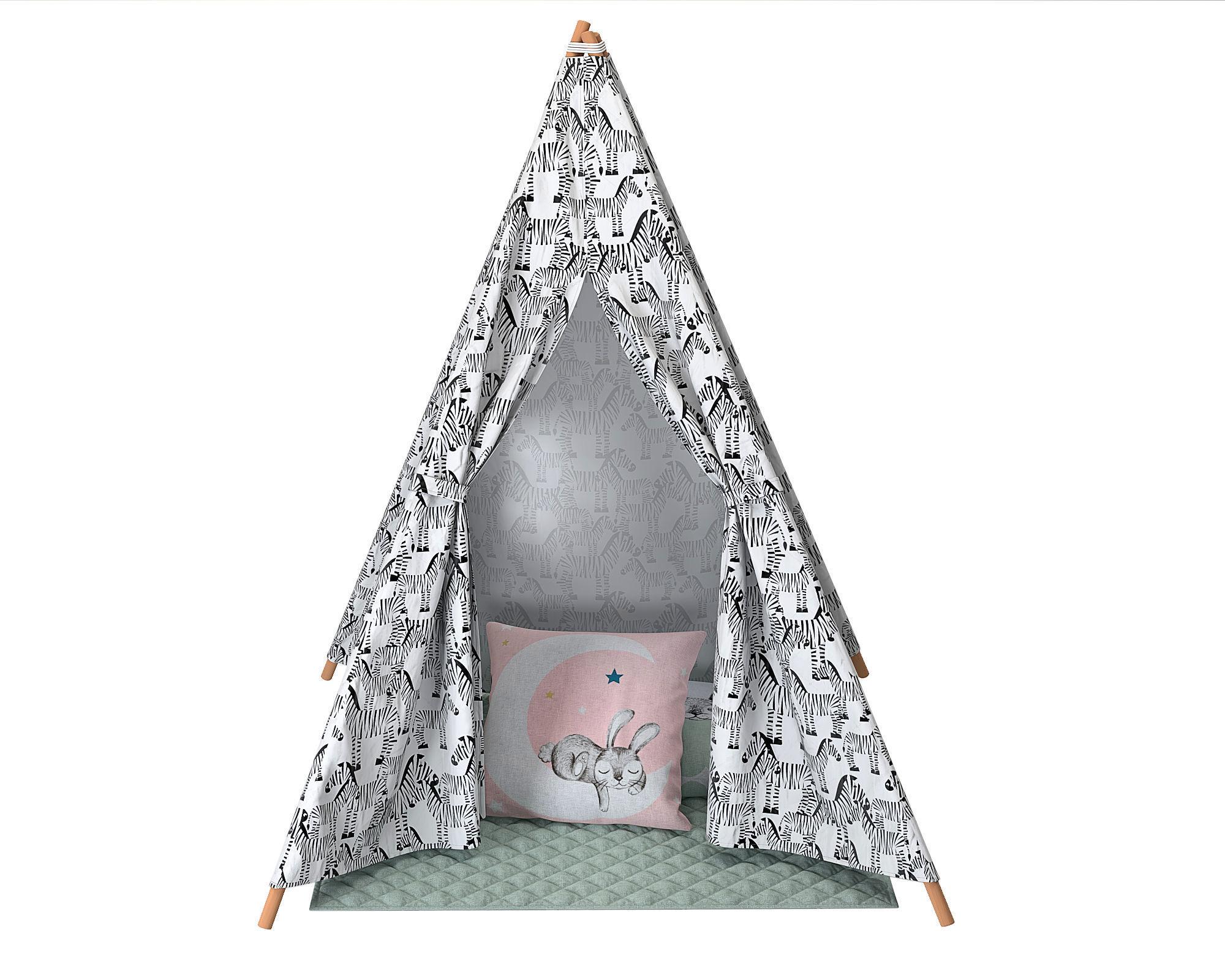 Children Canopy | 3D model