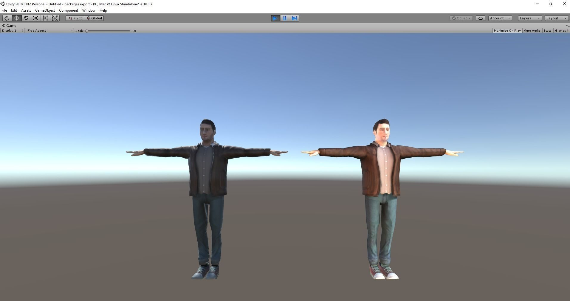 3D model Casual Male   CGTrader