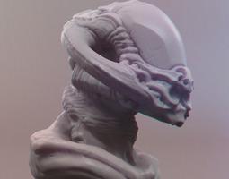 3d print model traveler skull