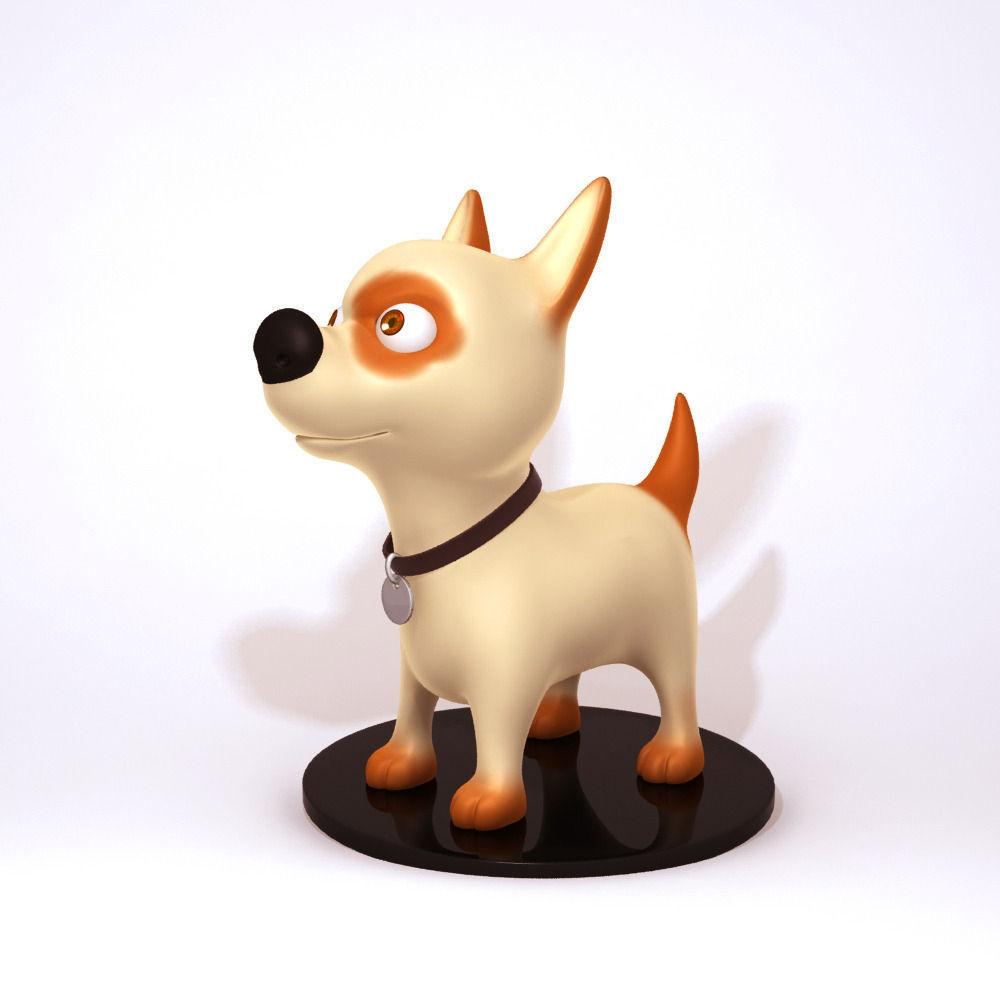 Dog cartoon 01