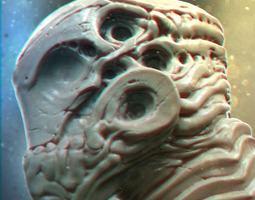 3d print model traveler head
