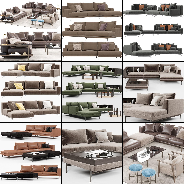 Ditre Italia sofas collection