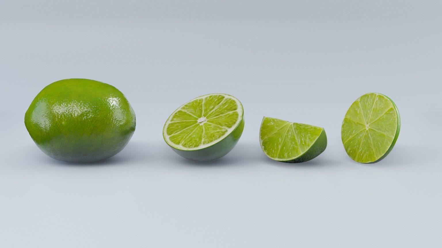 Lime PBR