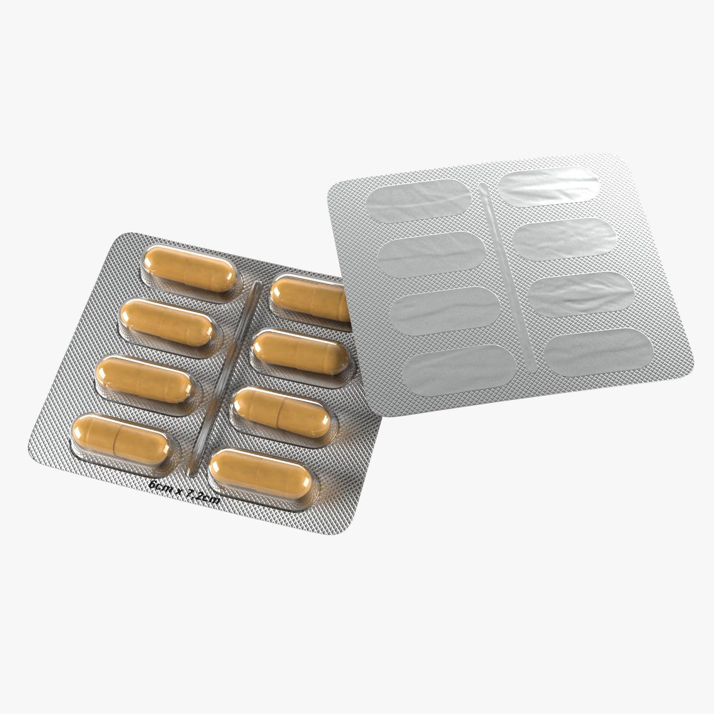 pills blister type4