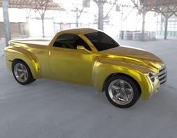 Chevy SSR 2003 3D