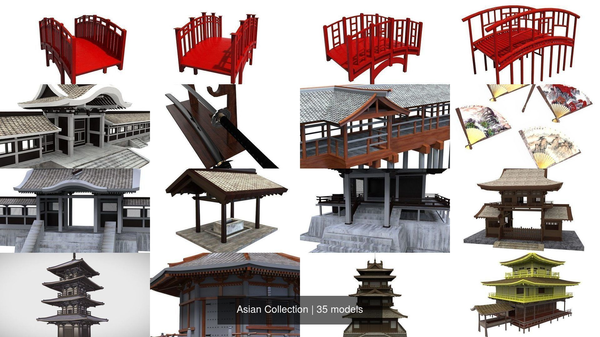 Asian Collection