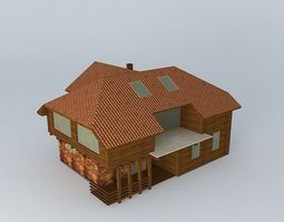 house Downloading this model please press the Likes Thank you 3D Model