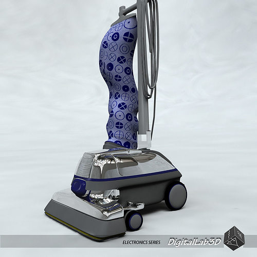 Vacuum Cleaner Violet