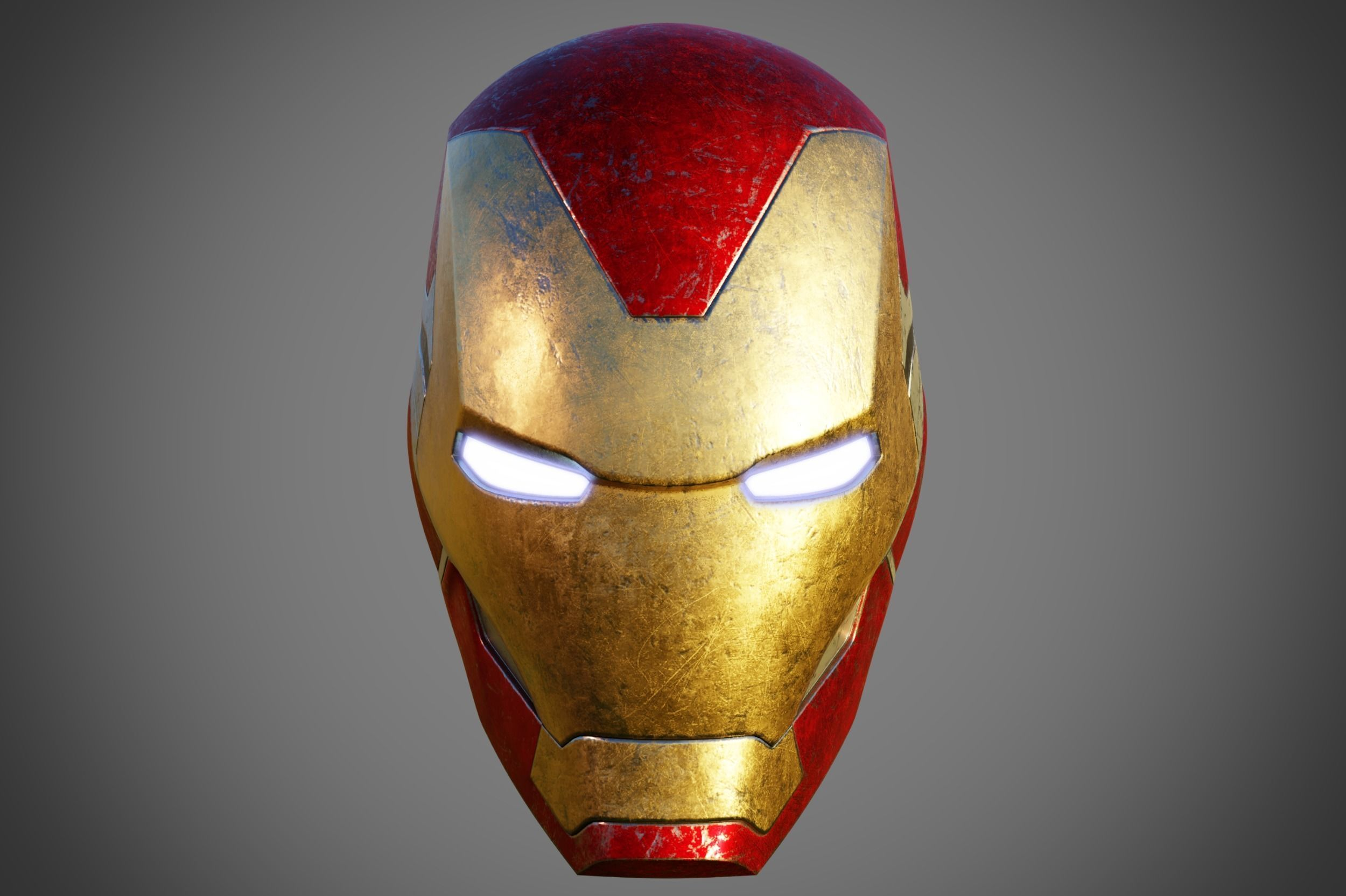 graphic relating to Iron Man Mask Printable named Iron Male Helmet Mark 85 3D Print Fashion