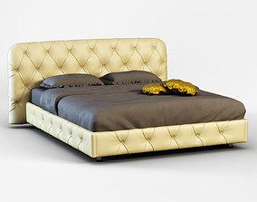 3D model Flair De Luxe Bed