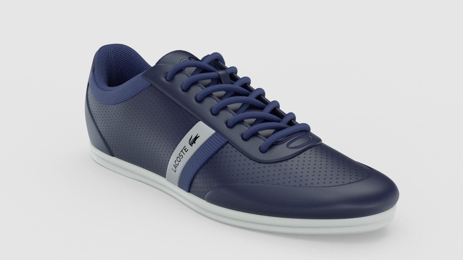 grand choix de d3044 b5ba9 Lacoste shoes | 3D model