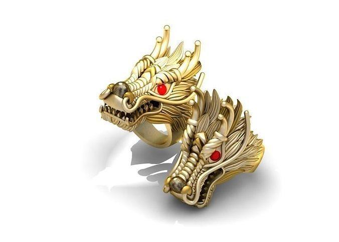 Dragon ring