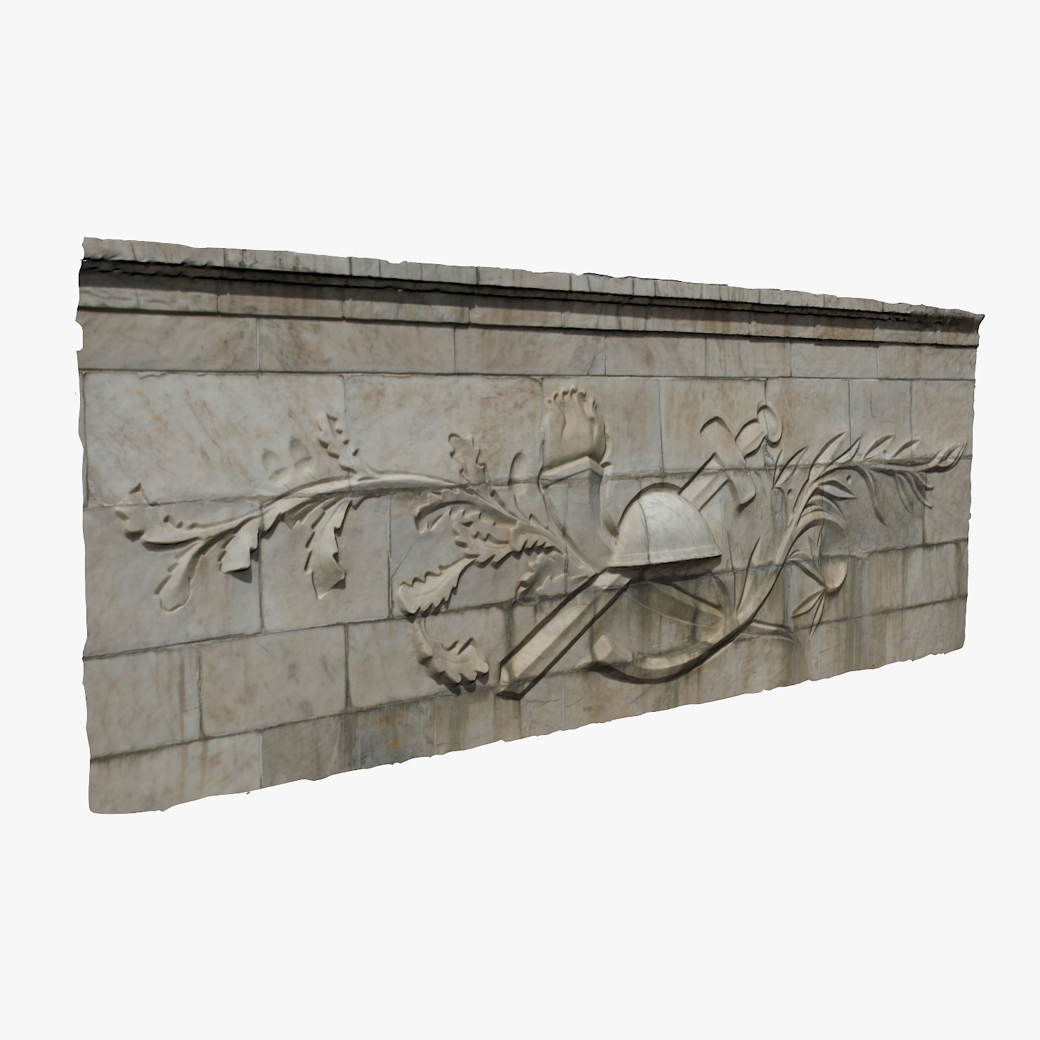 Relief Wall