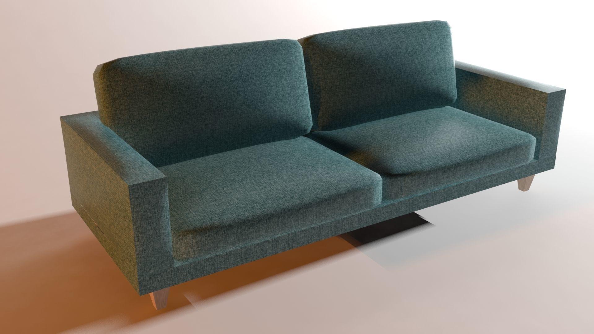 Sofa LowPoly